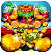 Download Soda Pizza Coin Party Dozer APK to PC