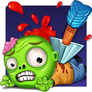 Smash zombies with arrows and power-ups in this amazing physics arcade game! APK Icon
