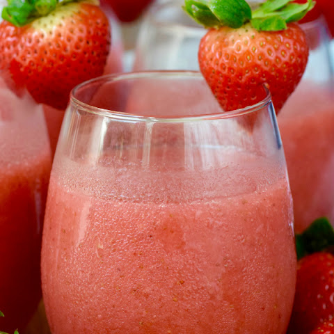 Strawberry Daiquiri Sangria