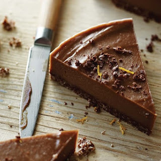 Raw Chocolate Orange Torte