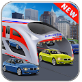 Game Crazy Elevated Bus Drive 2k17 APK for Kindle