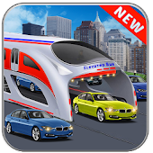 Crazy Elevated Bus Drive 2017 APK for iPhone