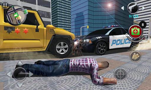 Grand Gangsters 3D screenshot 5