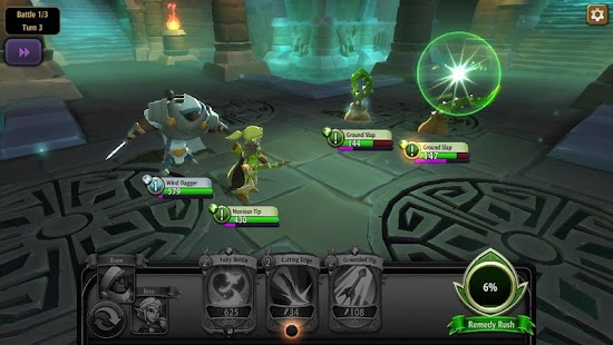 Game BattleHand apk for kindle fire