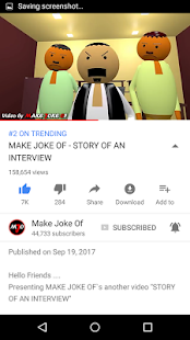 Make Joke of Video App
