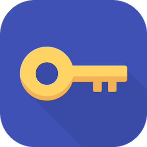 The best free vpn client for unblock proxy, wifi security, privacy protection. APK Icon