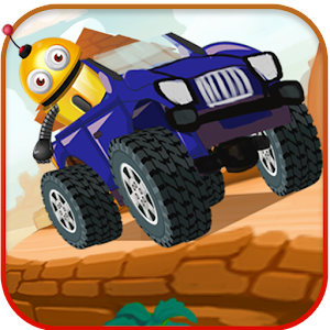 Monster Truck Toto Desert Race for PC-Windows 7,8,10 and Mac