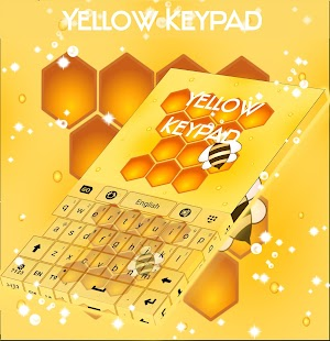 Yellow Keypad - screenshot