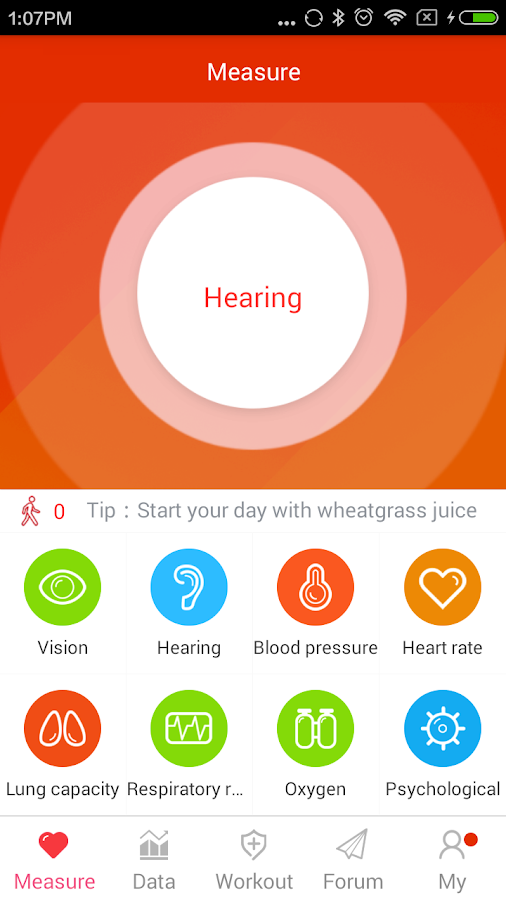 iCare Hearing Test Pro Screenshot 5