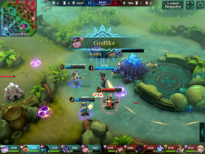 Mobile Legends: Bang Bang Screenshot