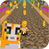 Game Talking Cat Gold Run 2 apk for kindle fire