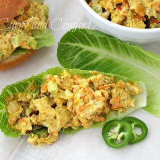 Mango Curry Chicken Salad With Mango Chutney Recipes