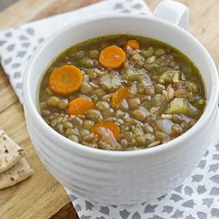 Carrot Lentil Rice Soup Recipes