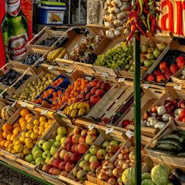 by Bojan Bilas - City,  Street & Park  Markets & Shops