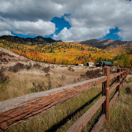 Colors of Colorado by Sarah Chambers - Landscapes Mountains & Hills