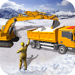Grand Snow Excavator Machine Simulator 18 For PC / Windows 7/8/10 / Mac – Free Download