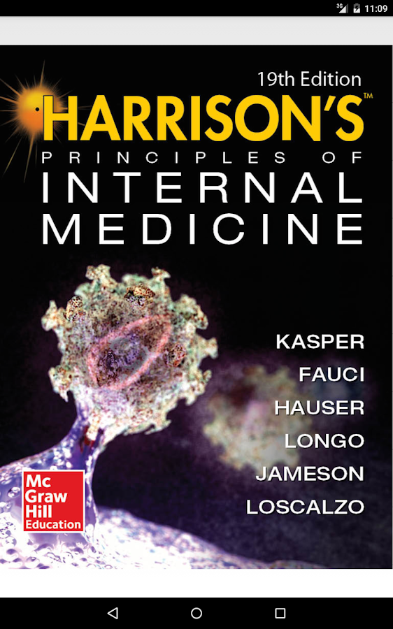 Harrison's Internal Med 19/E Screenshot 16
