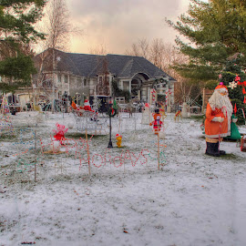 by JERry RYan - Public Holidays Christmas