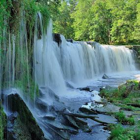 Keila juga by Tomasz Budziak - Nature Up Close Natural Waterdrops ( waterfall, landscapes,  )