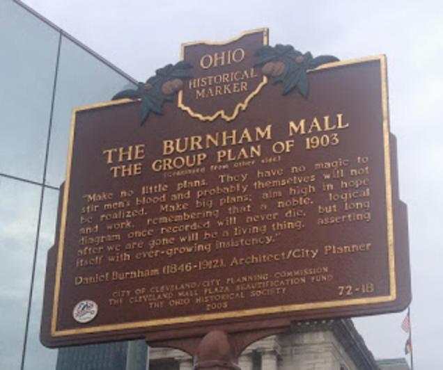 The Burnham MallThe Group Plan of 1903