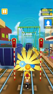 Game New Subway Surf : Rush 2017 APK for Kindle