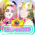 Snap Photo Filter Stickers & Emoji