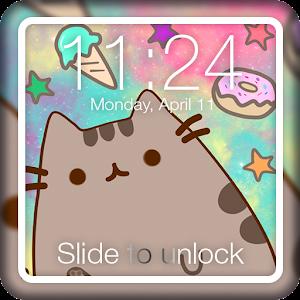 Kawaii Pusheen Cat Anime App Lock For PC / Windows 7/8/10 / Mac – Free Download