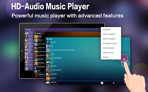 Music Player For Android Audio   Android Apps On Google Play