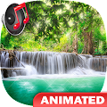 App Waterfall Live Wallpaper with Sound apk for kindle fire
