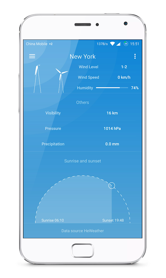 Pure Weather Pro - Forecast Screenshot 5