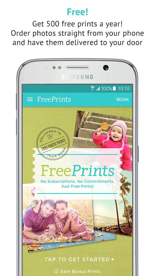 FreePrints Screenshot