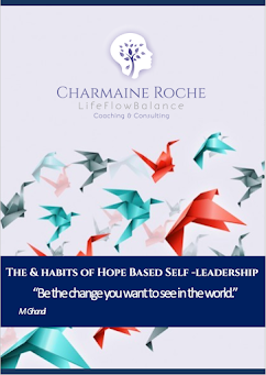 7 habits of Hope Based Self-Leadership