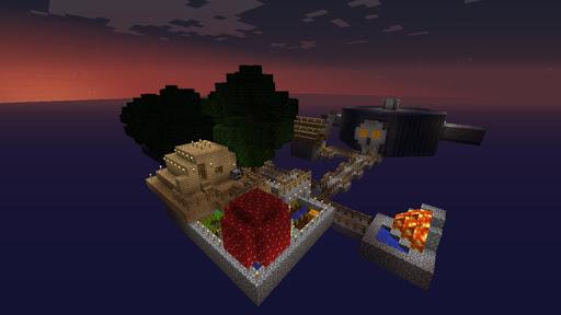Skyblock - Survival Mini Game - screenshot