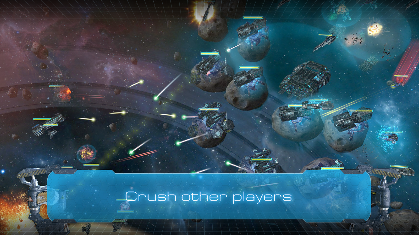 Space Dominion online strategy Screenshot 2