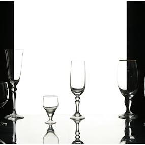 B & W by Alex Zagorskij - Artistic Objects Other Objects