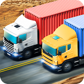 Download Racing Game : Truck Racer APK on PC