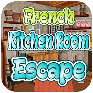 French Kitchen Room Escape