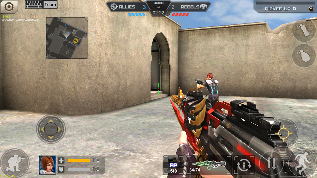 Crisis Action-eSports FPS Screenshot 5