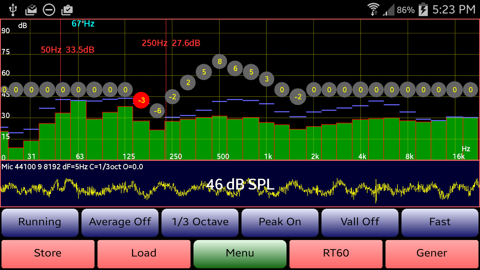 AudioTool Screenshot