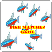Game Fish Game-Cardinal Tetra Fish Matches Game APK for Kindle