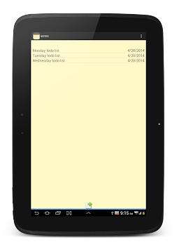 NOTES APK screenshot thumbnail 13