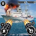 Game Navy Gunner Shoot War 3D apk for kindle fire