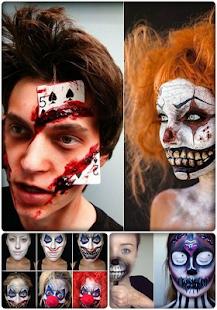 App Evil Snapchat Makeup Tutorial APK for Windows Phone