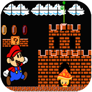 Classic Mario World for Lollipop - Android 5.0