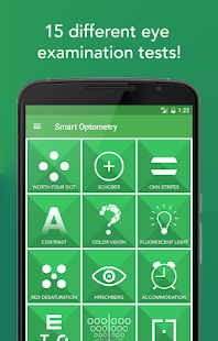 Smart Optometry screenshot for Android