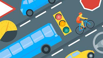 편리한 여정을 위한 교통 수단 앱
