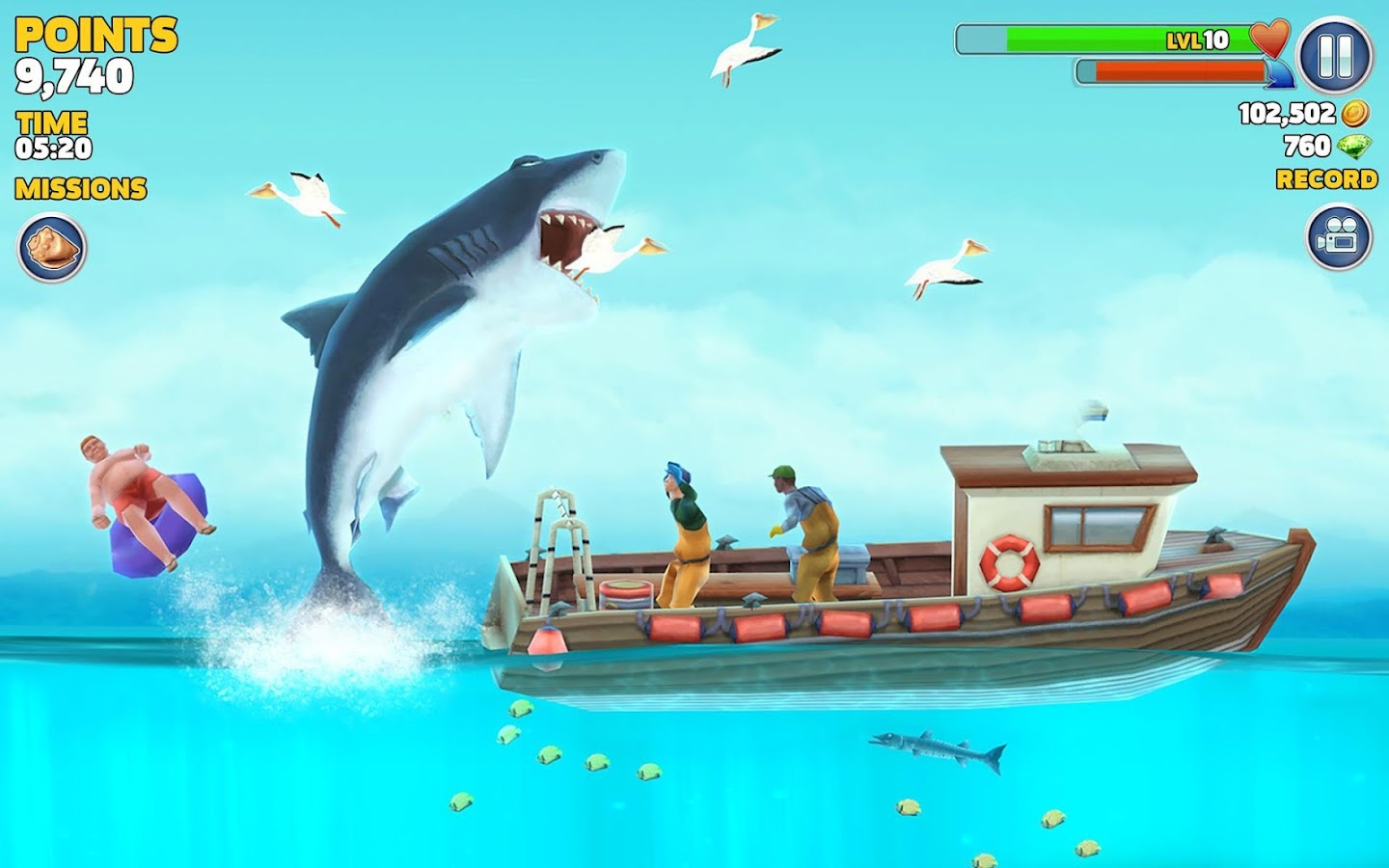 Hungry Shark Evolution Screenshot 17