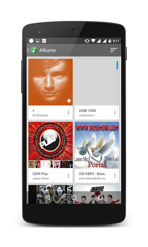 N Music Player Pro Screenshot 3