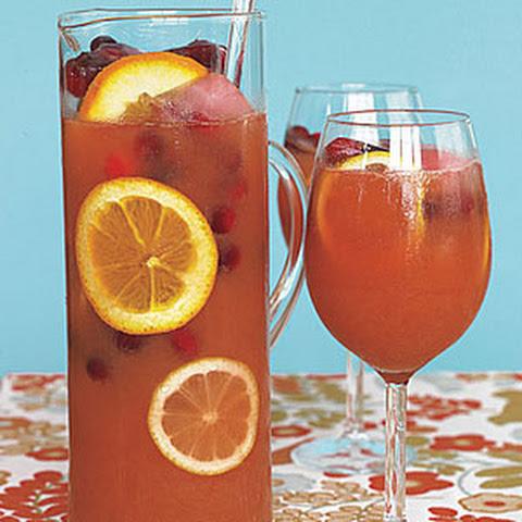 Hot Cranberry Citrus Punch