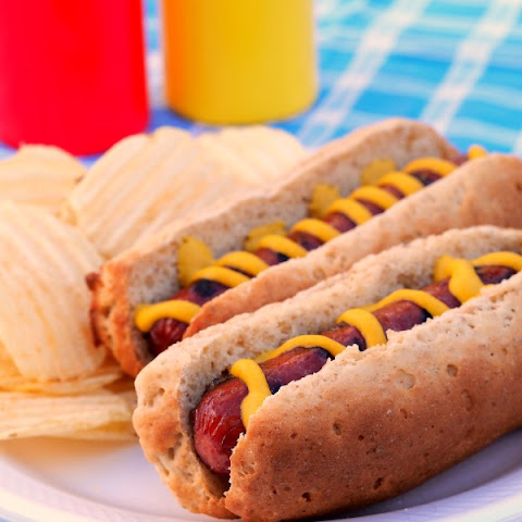 Gluten Free Hot Dog or Hamburger Buns